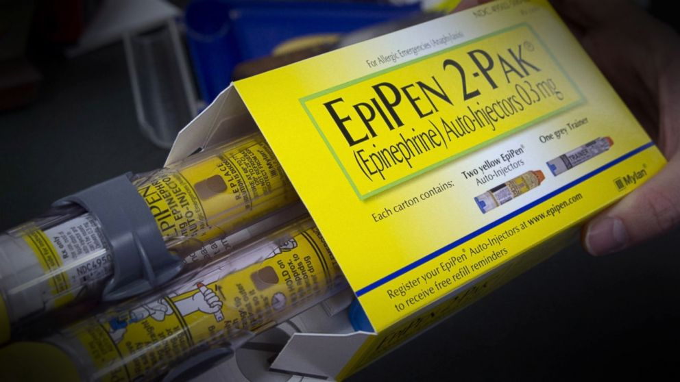 Mylan CEO, Lawmakers Trade Barbs Over EpiPen Pricing - ABC News