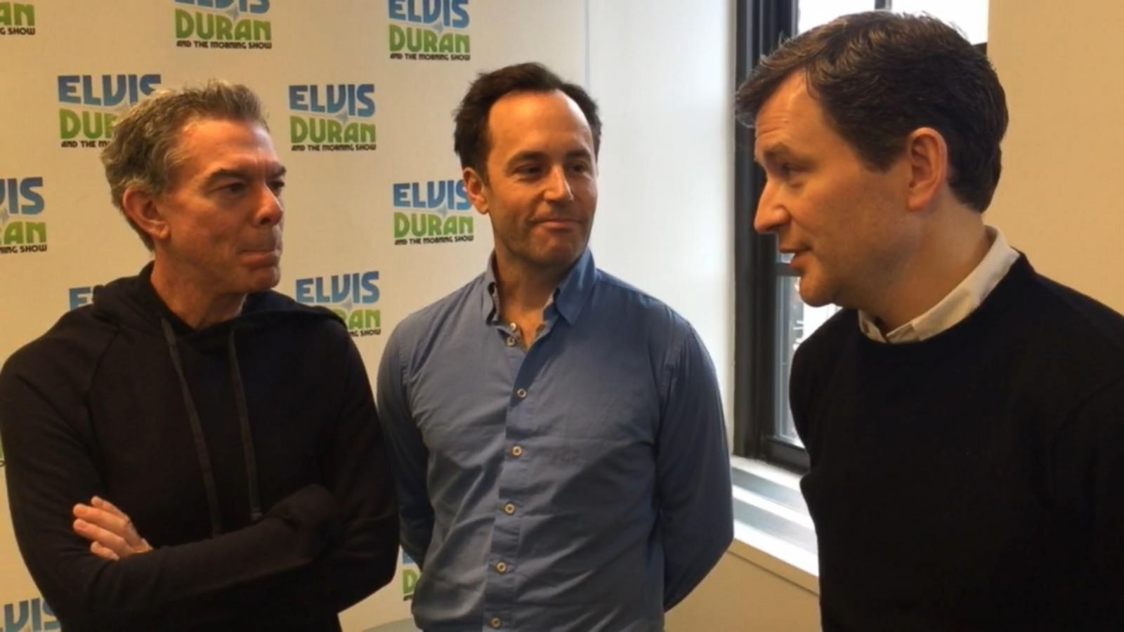10% Happier Road Trip: Morning Radio Show Host Elvis Duran