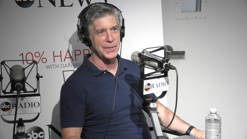 '10% Happier': Tom Bergeron, Host of 'Dancing with the Stars'