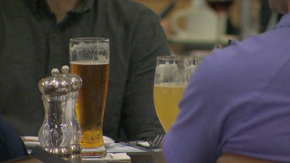 Non-drinkers, heavy drinkers miss more work: Study Video - ABC News