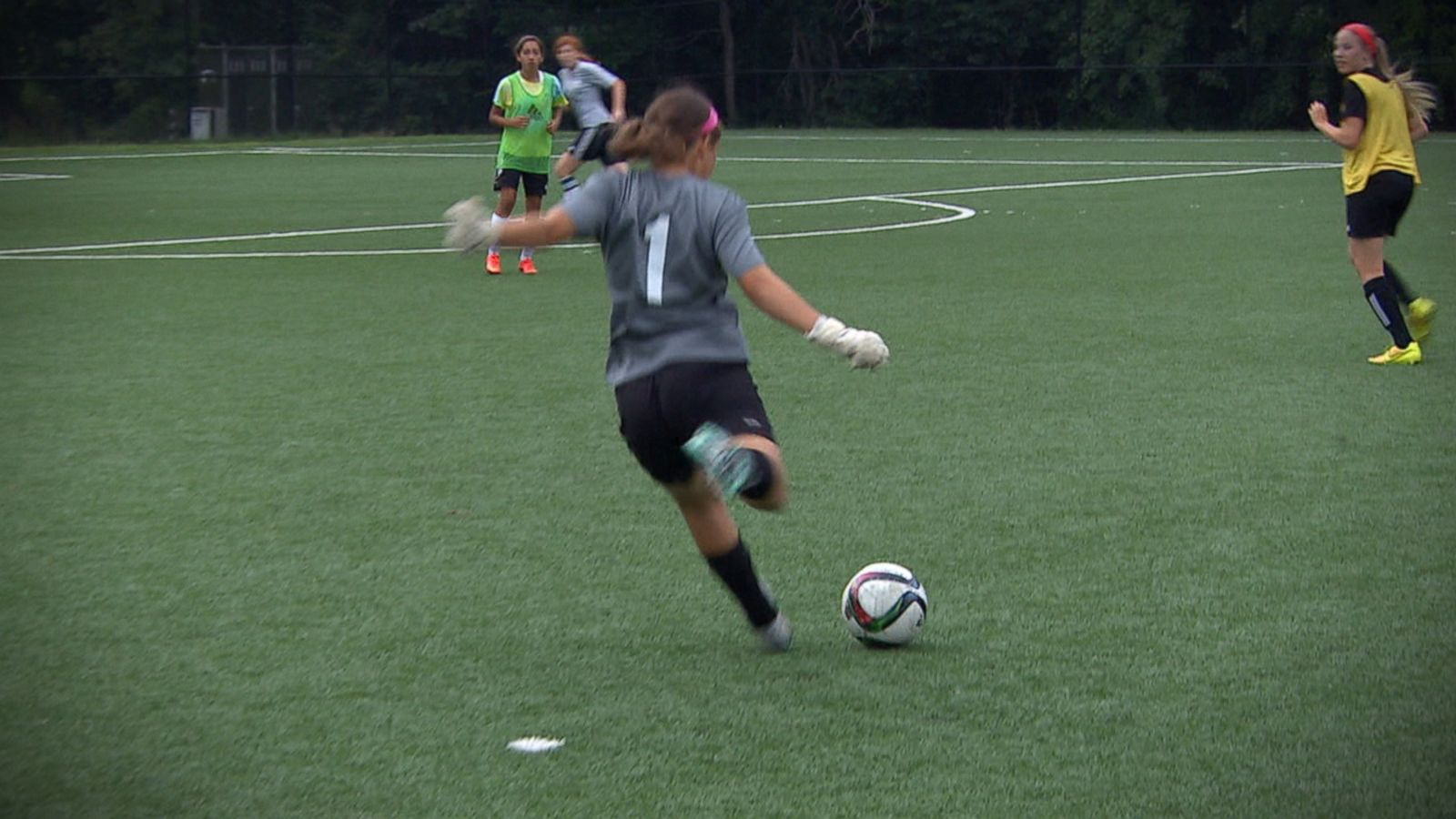 Watch Could Soccer Headers Cause Brain Injury video