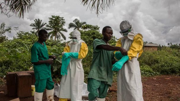 Ebola cases on the rise in DRC