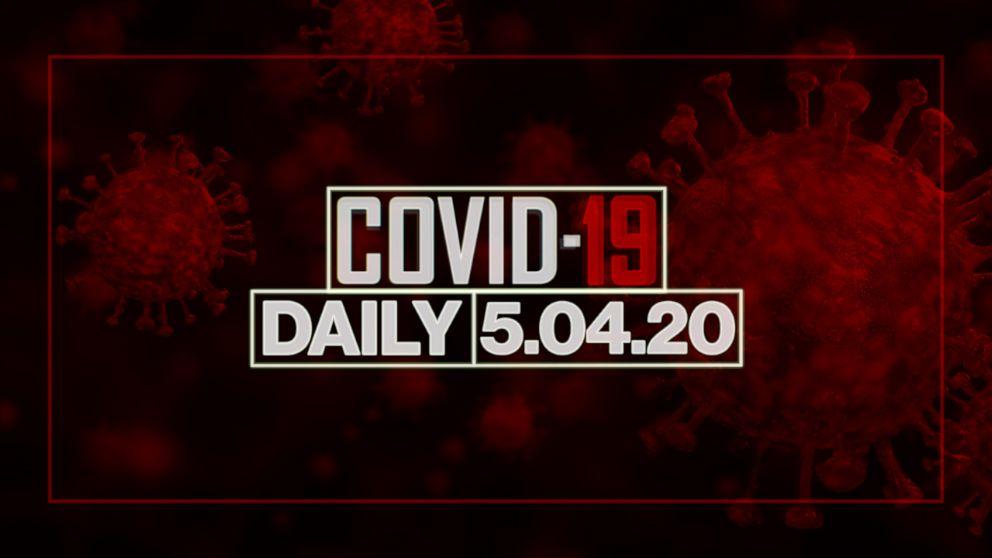 WATCH: Coronavirus daily update: May 04, 2020