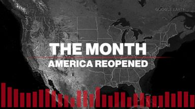 VIDEO: All 50 states are now partially reopened for business after a devastating March and April. Here's what happened throughout May.