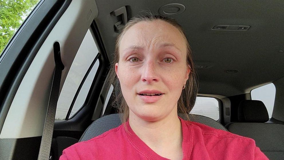 Louisiana nurse shares emotional plea