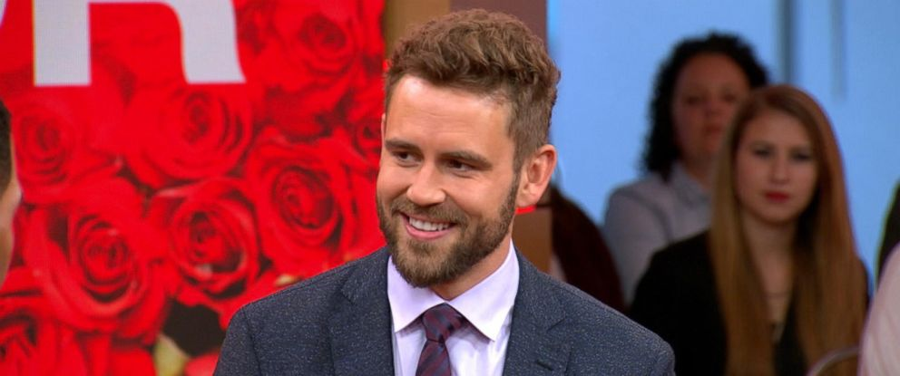 """PHOTO: Nick Viall appeared on """"Good Morning America,"""" Feb. 7, 2017."""