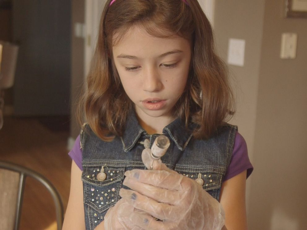 This 9-Year-Old Is Trained in Saving People From Heroin Overdoses