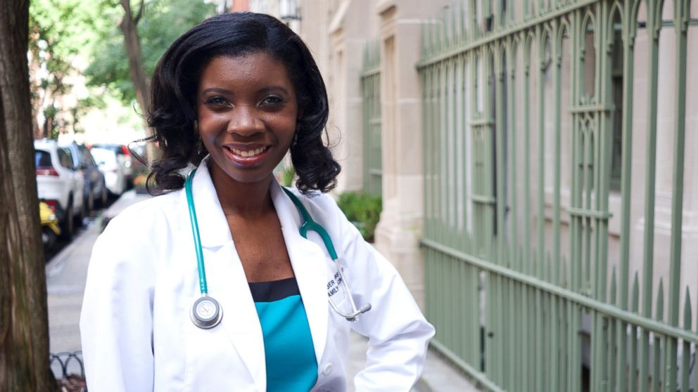 Dr. Amber Robins talks about being an underrepresented minority in medicine.