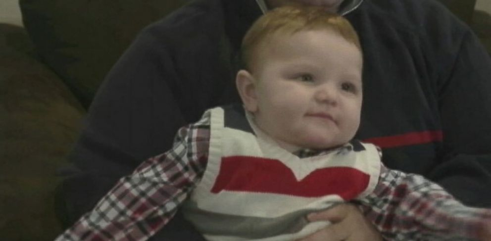 PHOTO: As a result of his rare infant epilepsy, nine-month-old Joey Wertmans family is moving to Phoenix, Az., hoping medical marijuana will combat their son's seizures.