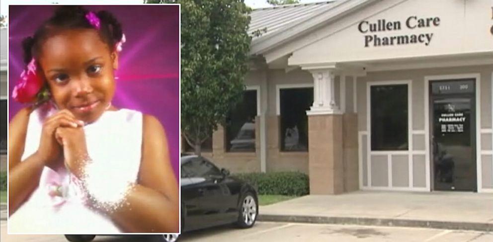 PHOTO: Simone Allen is suing Cullen Care Pharmacy