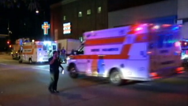 VIDEO: 50 people are being treated for food poisoning at a Denver homeless shelter.