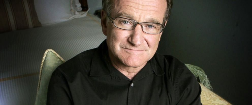 PHOTO: Robin Williams is pictured in Santa Monica, Calif. on June 15, 2007. Williams died in Tiburon, Calif. on Aug. 11, 2014 at age 63.