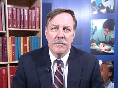 Ronald Turner, M.D., Professor of Pediatrics, University of Virginia School of Medicine