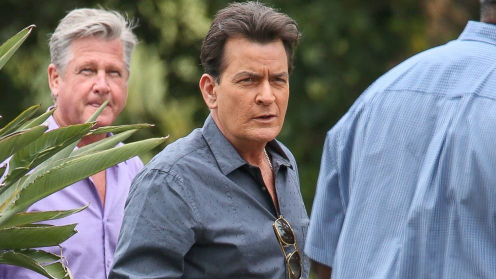 Charlie Sheen Effect' Seen in Online Search for HIV Symptoms