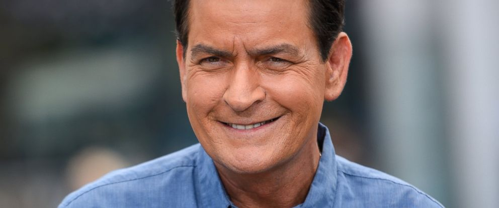 PHOTO: Charlie Sheen is seen, May 12, 2015, in Universal City, Calif.