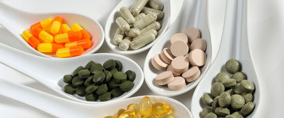 PHOTO: Dietary supplements are pictured in this undated photo.