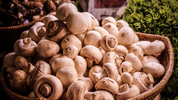 PHOTO: Eating a healthy serving of fresh funghi daily might help protect you from breast cancer, according to a study printed in the International Journal of Cancer.