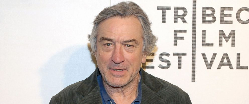 PHOTO: Robert De Niro issued an explanation after pulling a documentary on vaccination from the Tribeca Film Festival line up.