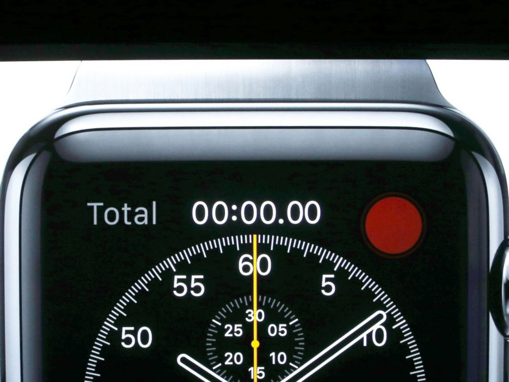 PHOTO: The new Apple Watch will cater to fitness buffs, casual exercisers.
