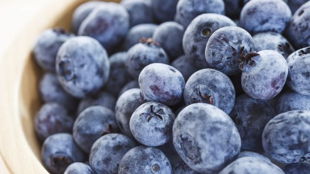 PHOTO: Blueberries pack some serious health perks.