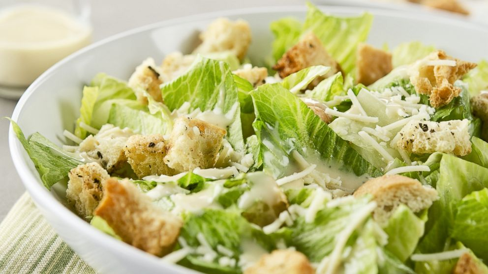 5 Ways Salads Are Making You Fat Abc News