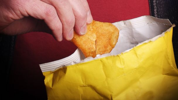PHOTO: Tip: Dont eat straight from the bag.