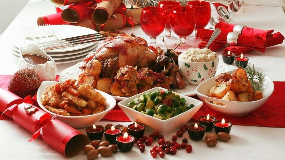 how many calories the average american eats on christmas abc news