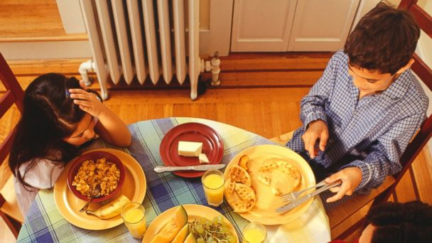 PHOTO: Kids diets should be family focused.
