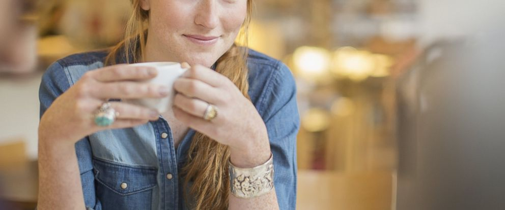 PHOTO: A cup of coffee can boost your metabolism, researchers say.