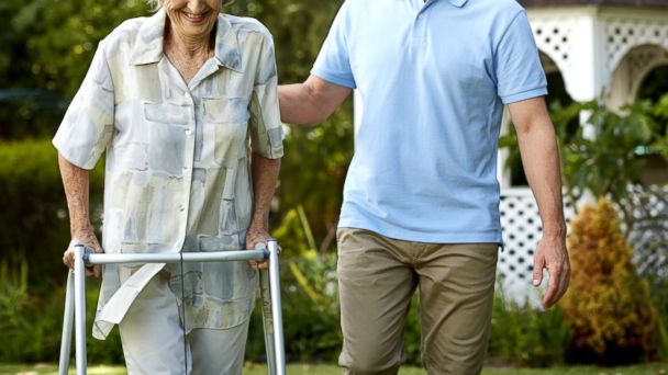 PHOTO: According to the National Alliance of Caregiving almost a third of adults (29%) act as a caregiver for an ill or disabled relative.