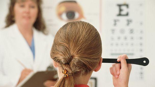 PHOTO: Common Eye Problems