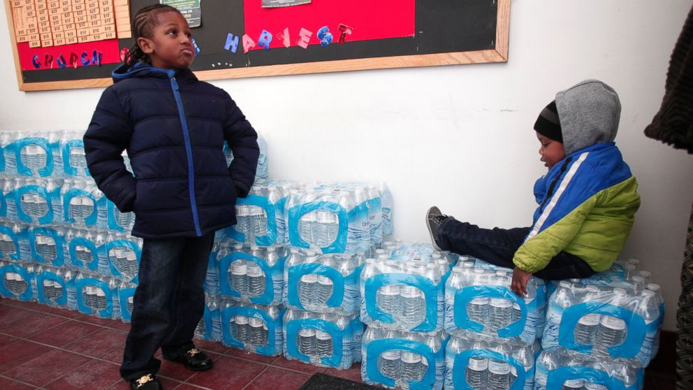 Why Flints Water Crisis Is So >> Flint Water Crisis What S Being Done To Help Children Exposed To
