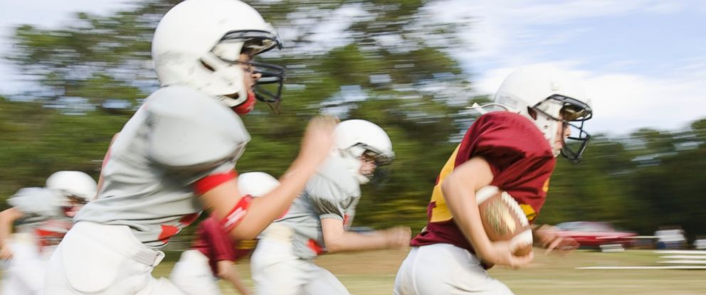PHOTO: Up to 2 million of 44 million kids and adolescents may suffer from a concussion as a result of playing sports.