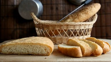 PHOTO: Gluten free bread