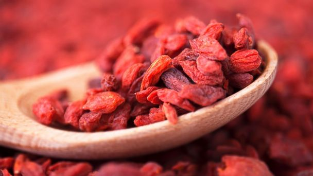 PHOTO: Goji berries can cause digestive problems and can interfere with common medications.