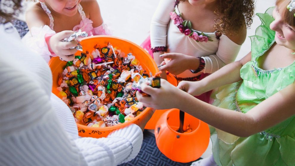 Nearly two-thirds of children name Halloween as their favorite holiday.