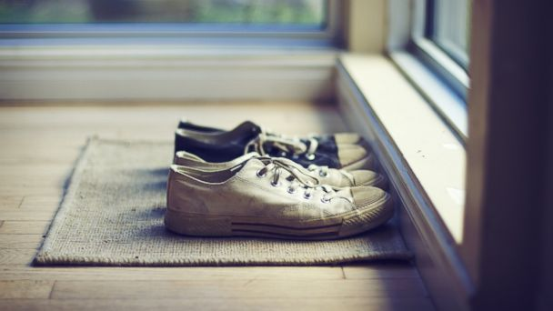 Beau PHOTO: Leaving Your Shoes At The Door