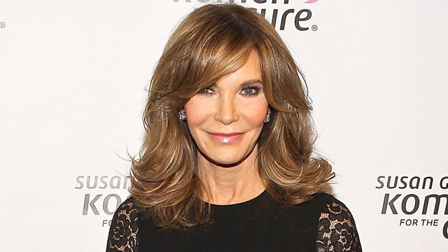 PHOTO: Jaclyn Smith attends the 2012 Susan G. Komen for the Cure's Honoring the Promise gala, Sept. 28, 2012, in Washington.