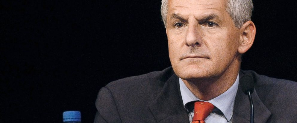 PHOTO: Joep Lange is pictured on July 14, 2003 in Paris, France in this file photo.
