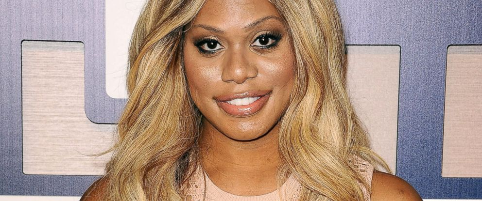 PHOTO: Laverne Cox attends the 8th annual ESSENCE Black Women In Hollywood luncheon at the Beverly Wilshire Four Seasons Hotel, Feb. 19, 2015, in Beverly Hills, Calif.