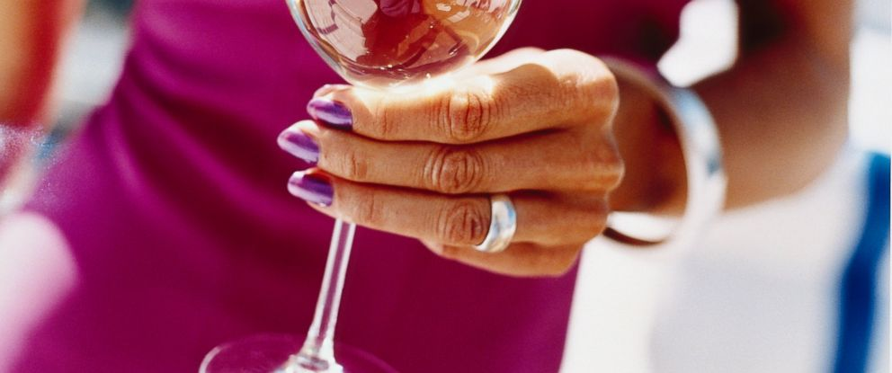 PHOTO: Undercover Colors nail polish will change colors when exposed to date rape drugs.