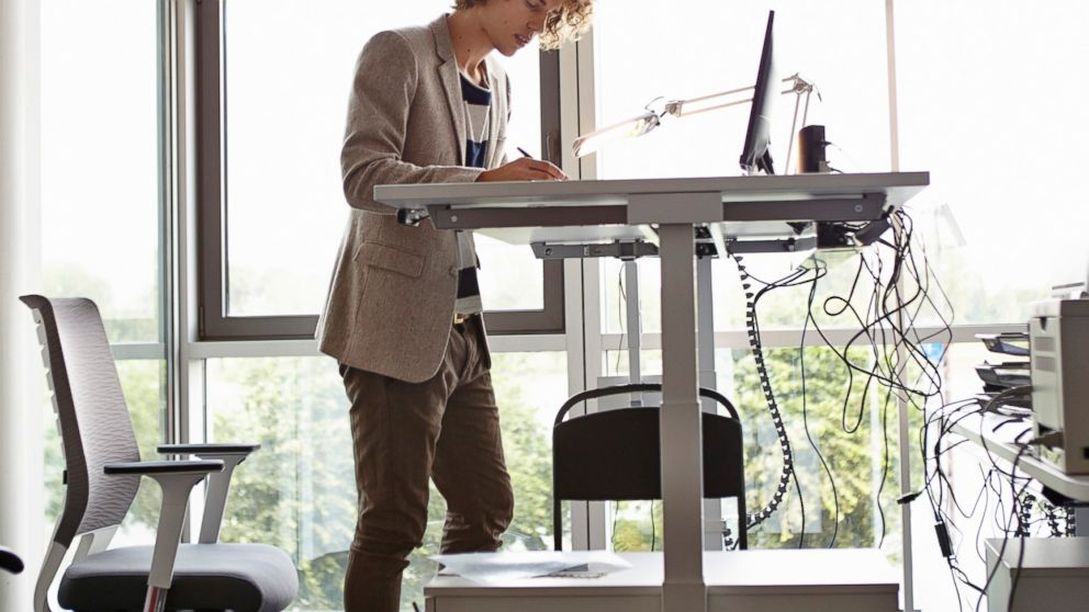 Pleasing Health Benefit Of Standing Desks Not Proven Medical Review Download Free Architecture Designs Scobabritishbridgeorg