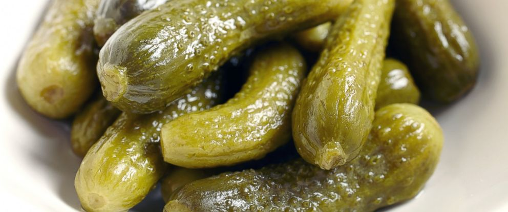 Why Pickles Are the Most Surprising Superfood - ABC News