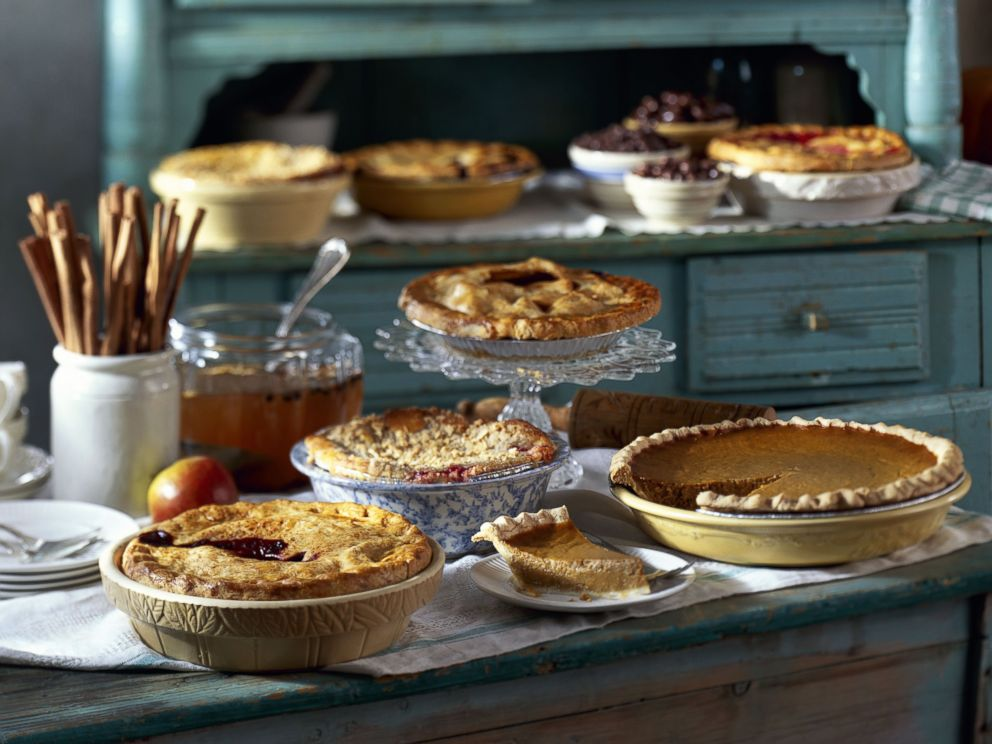 PHOTO: According to Susan Albers, author of 50 Ways to Soothe Yourself Without Food, pecan pie is a lump of sugar and fat. She suggests eating pumpkin or apple pie instead.