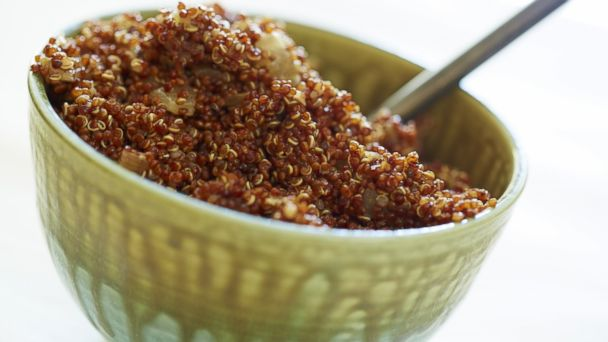 PHOTO: Quinoa is one possible grain alternative for fried rice dishes.