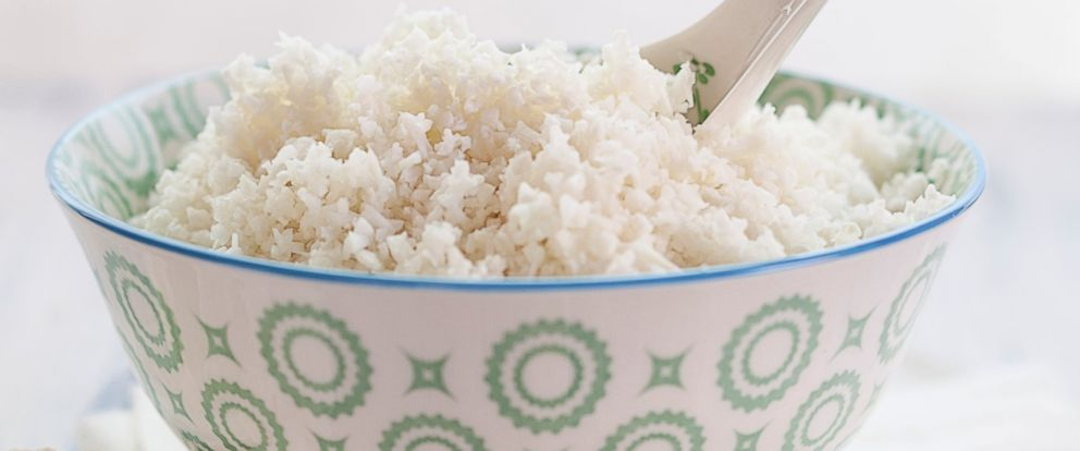 PHOTO: A new cooking method for rice could dramatically reduce calories according to preliminary findings from the University of Sri Lanka.