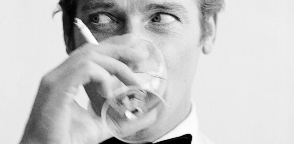PHOTO: Roger Moore portrays British spy James Bond.