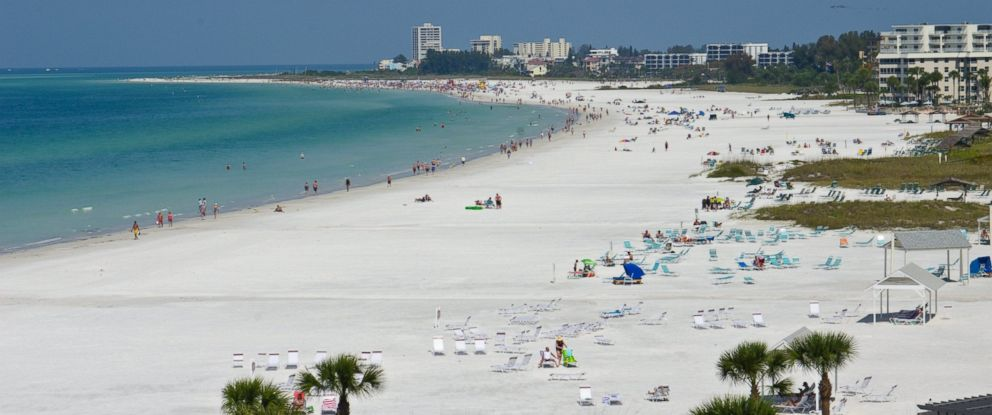 PHOTO: Crescent Beach in Sarasota, Fla. is pictured in this file photo.