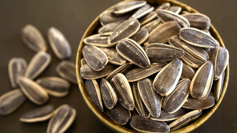 Sunflower seeds may help improve your skin.