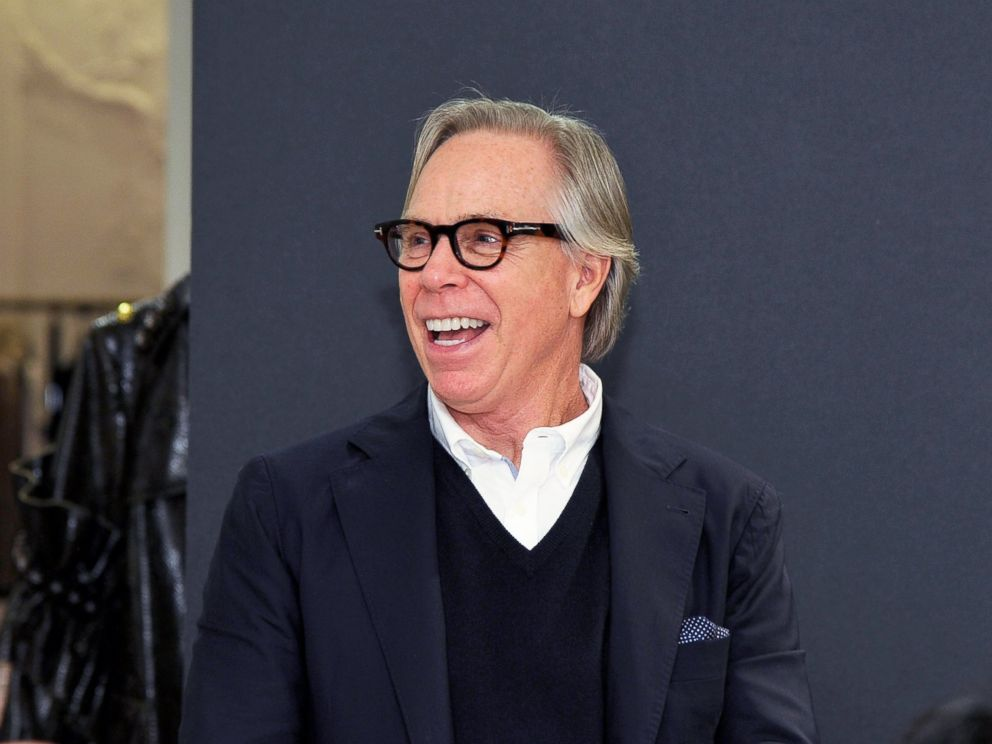 PHOTO: Tommy Hilfiger attends Dee Ocleppo PA at Saks Fifth Avenue Beverly Hills, Oct. 17, 2014, in Beverly Hills, Calif.